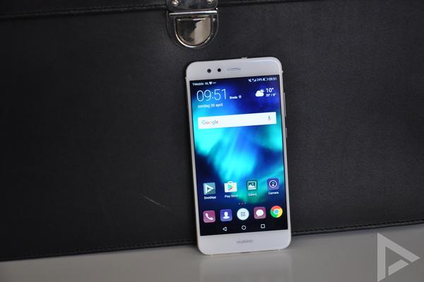 Huawei P10 Lite beveiligingsupdate januari 2018