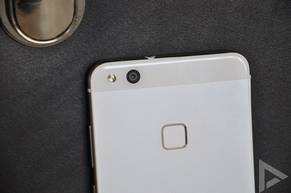 Huawei P10 Lite vingerafdrukscanner