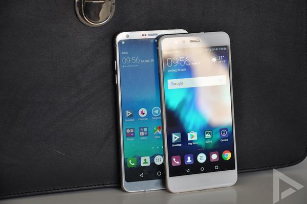 Huawei P10 Lite LG G6