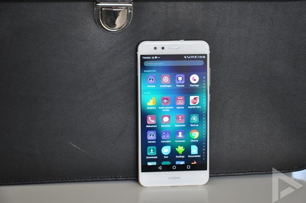Huawei P10 Lite menu