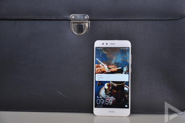 Huawei P10 Lite lockscreen
