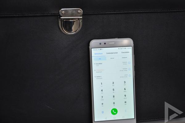 Huawei P10 Lite dialer