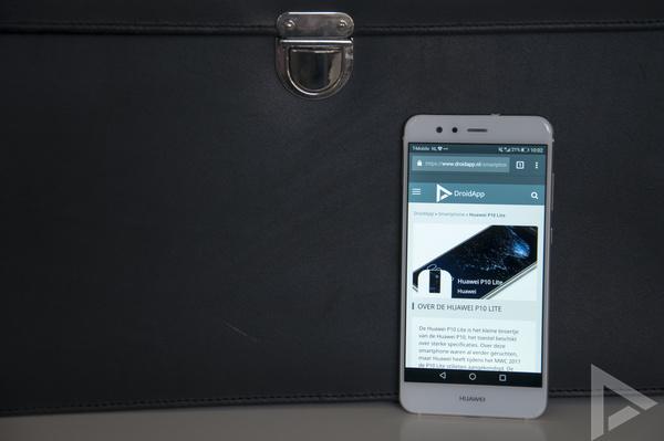 Huawei P10 Lite internet