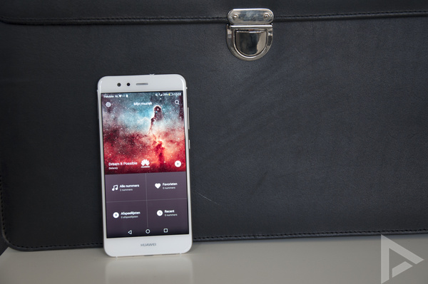 Huawei P10 Lite muziekspeler