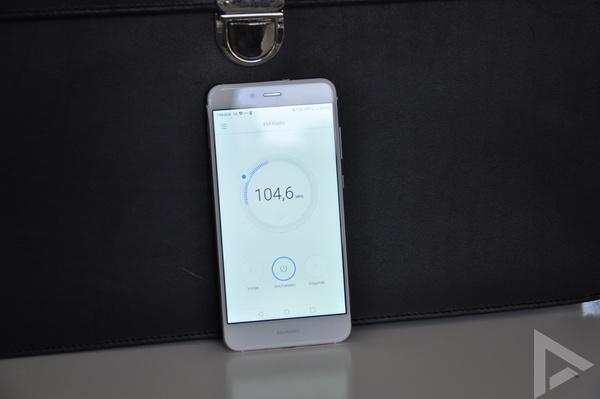 Huawei P10 Lite fm-radio