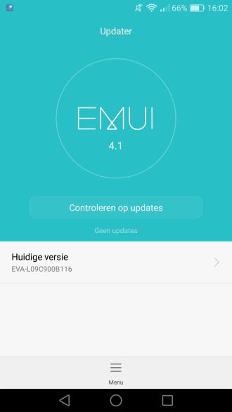 Huawei P9 updater