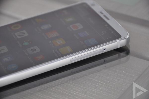 LG G6 simkaart