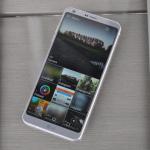 LG G6 galerij