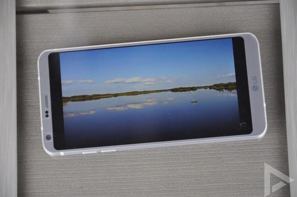 LG G6 video