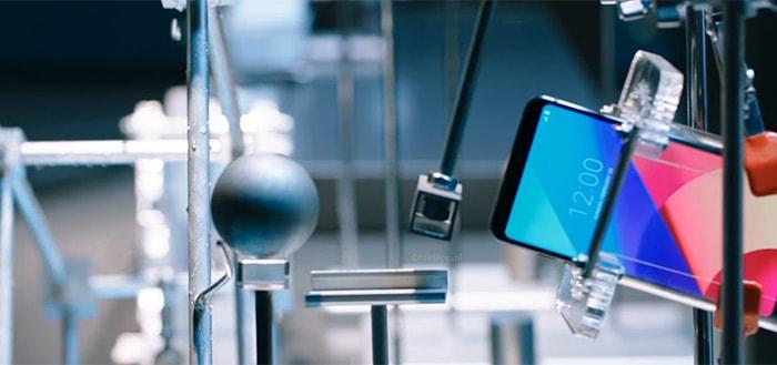 LG G7 specificaties opgedoken: 2x dual-camera, Snapdragon 845, OLED en meer