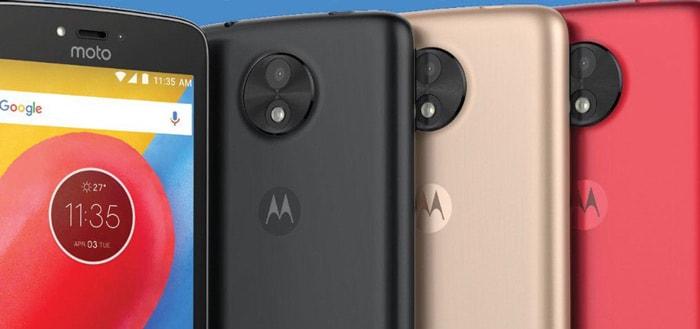 Moto C: foto en details van erg goedkope smartphone opgedoken