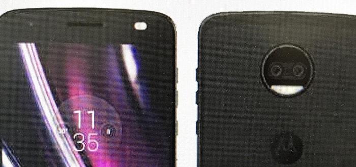 Moto E4 en Moto Z2 (Force) laten zich zien op eerste foto's
