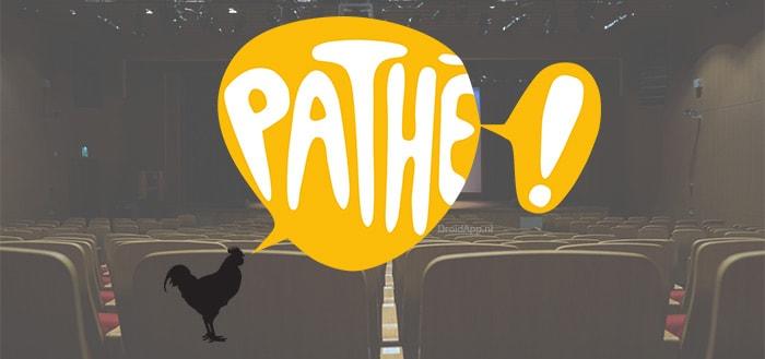 Pathé 4.0 app uitgebracht: nieuw design en nieuwe vrienden-functies