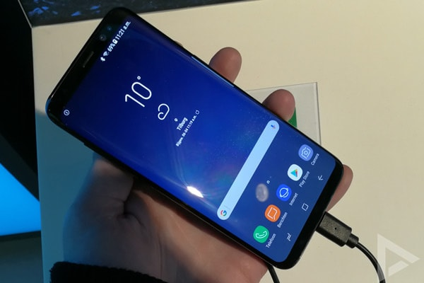 Samsung Galaxy S8 preview