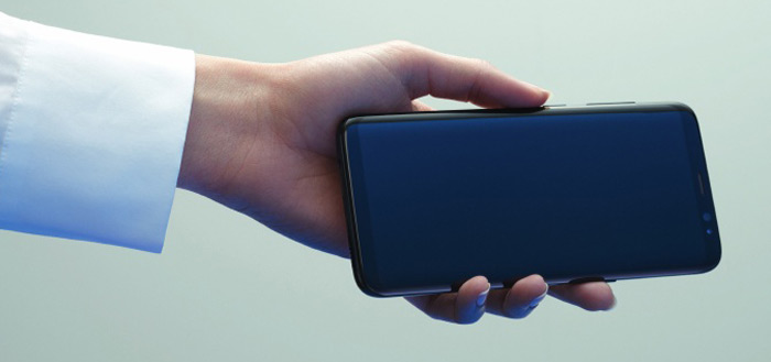 Startscherm van Galaxy S8 en Note 8 voortaan te roteren na update
