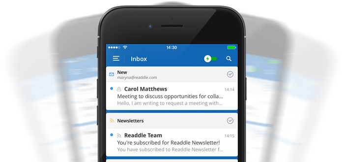 Populaire iOS mail-app Spark komt definitief naar Android