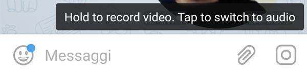 Telegram videobericht