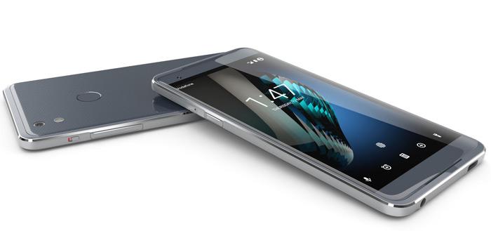 Vodafone Smart 8-serie uitgelekt: stijlvolle toestellen komen dit jaar
