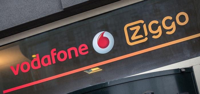 Ziggo stopt de verkoop van mobiele abonnementen