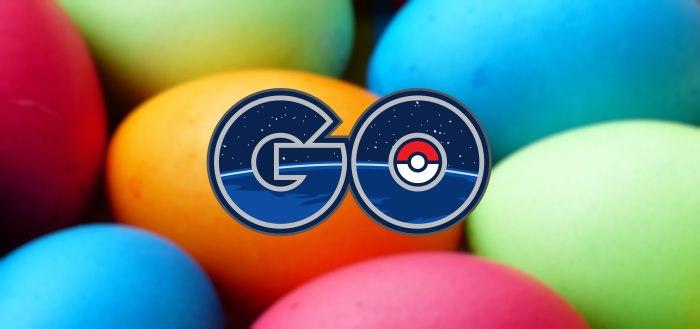 Pokémon Go paasevenement van start: dubbele XP en meer
