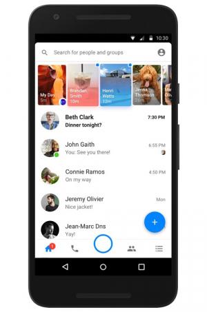 Facebook Messenger voor