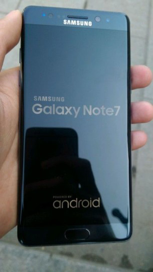 Samsung Galaxy Note 7 R