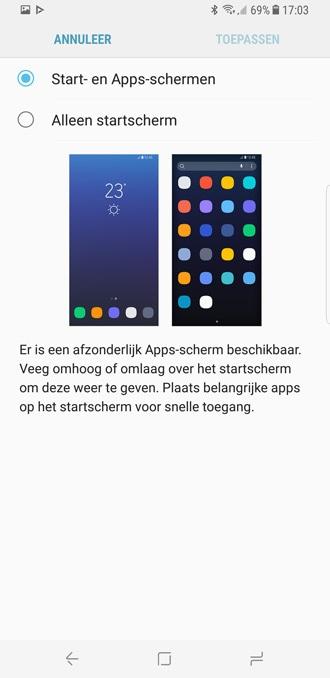 snelle aansluiting apps