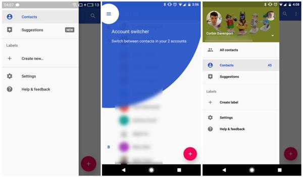Google Contacten 2.0