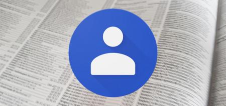 Google Contacten 2.0 brengt grote veranderingen in vormgeving
