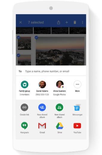 Google Family Groups