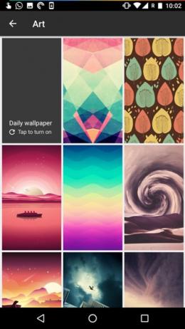 Google Wallpapers art