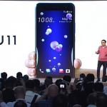 HTC U11 aangekondigd: high-end smartphone waarin je kunt knijpen