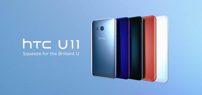 HTC U11 Plus en U11 Life uitgelekt; details en nieuwe foto's
