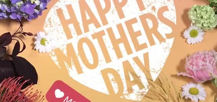 Instagram laat je moederdag-stickers toevoegen aan je Stories