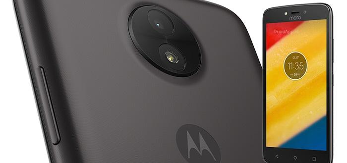 Moto C en Moto C Plus aangekondigd: erg betaalbaar en flinke accu