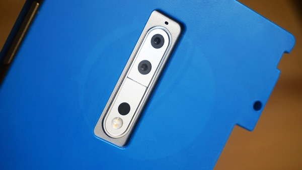 Nokia 9 prototype dual-camera
