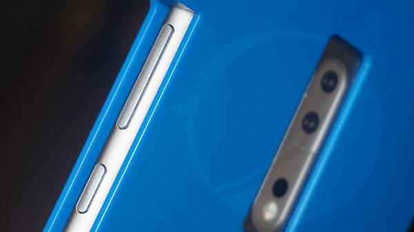 Nokia 9 prototype buttons