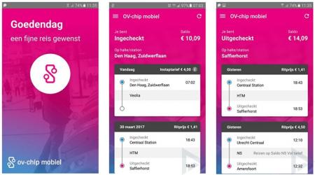 OV-Chip Mobiel app