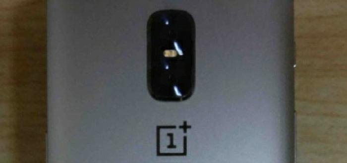 Nieuwe OnePlus 5 foto's laten metalen achterkant met dual-camera zien