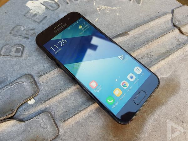 Samsung Galaxy A3 2017 beveiligingsupdate juni 2018