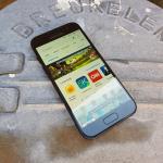 Samsung Galaxy A3 2017 App Store