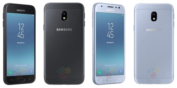 Samsung Galaxy J3 (2017) Europa