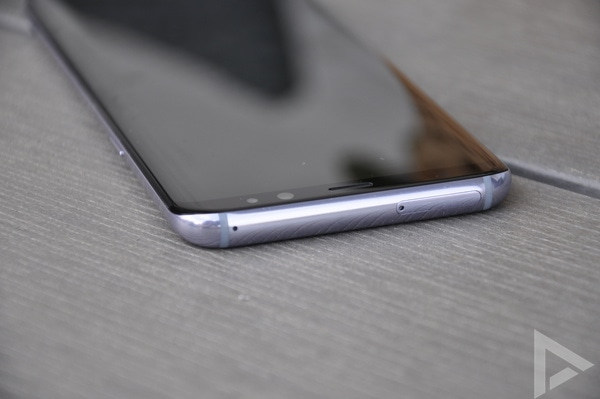 Samsung Galaxy S8+ sim
