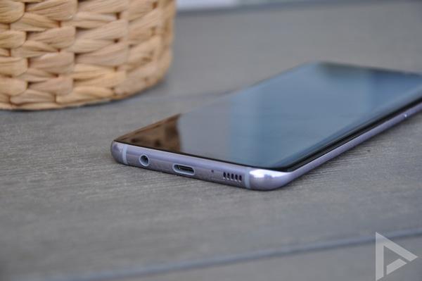 Samsung Galaxy S8+ USB