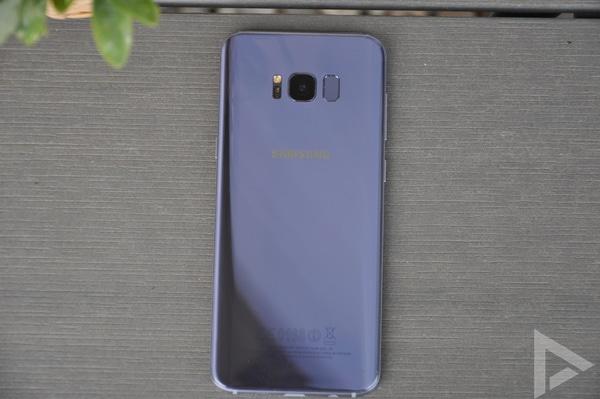Samsung Galaxy S8+ kleuren