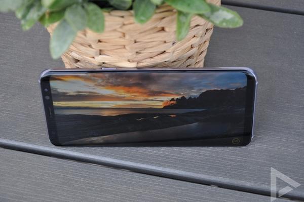 Samsung Galaxy S8 Oreo update gestopt