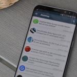 Samsung Galaxy S8+ DroidApp