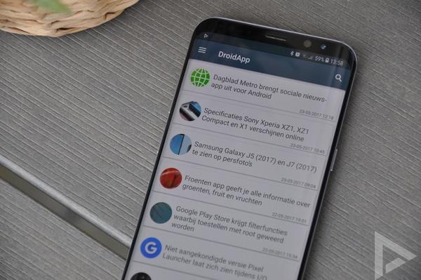 Samsung Galaxy S9 firmware