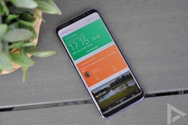 Samsung Galaxy S8+ Bixby