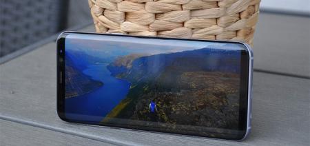 Samsung Galaxy S8+ review: diepe buiging voor schitterende smartphone